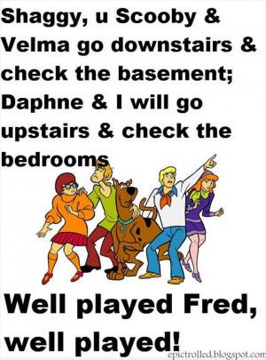 BLOG - Funny Scooby Doo Pics