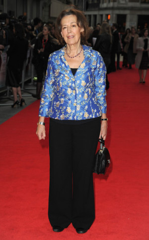 Claire Tomalin Author Claire Tomalin attends the Festival Gala