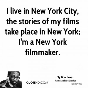 Spike Lee Quotes