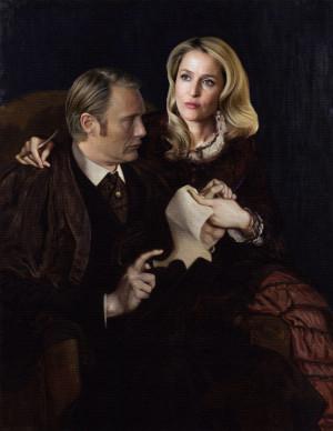 Painting ( Henry Fawcett and Dame Millicent Garrett Fawcett ...