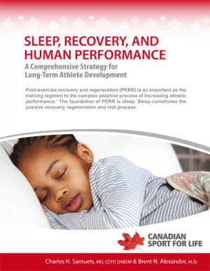 CS4L Releases Sleep, Recovery, and Human Performance