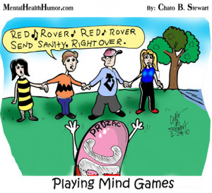 Medication Mind Games : Red ROVER, Red Rover : [New Cartoon ...