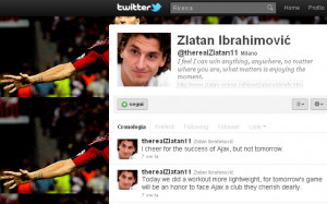 problem with Twitter handles of sports stars Twitter suspends Zlatan ...