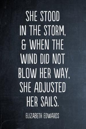 Storm Quote