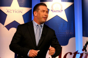 Actor, Christian Evangelist Stephen Baldwin spoke at the Values Voter ...