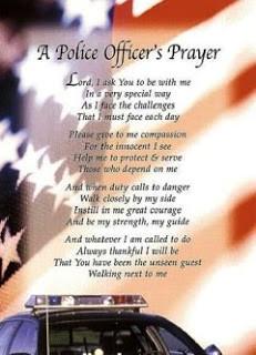 Police Officer's Prayer