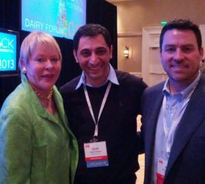 Connie Tipton, CEO, IDFA, Hamdi Ulukaya Founder & President, +Chobani ...