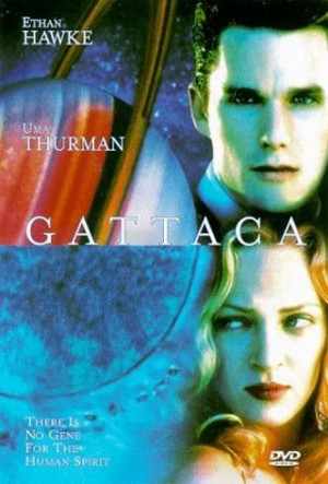 Jude Law, Ethan Hawks, Gattaca 1997, Dna, Uma Thurman, Science Fiction ...