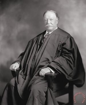 William Howard Taft Chief Justice