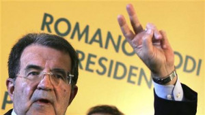 Center-left's Prodi withdraws candidacy for Italy president