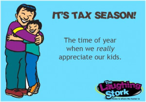 The Time of Year When We REALLY Appreciate Our Kids