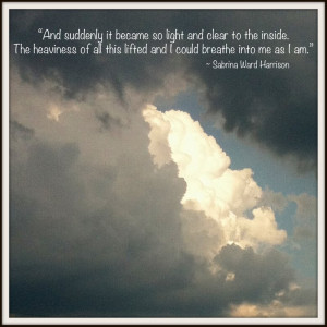 Quotes Sky Clouds Quote
