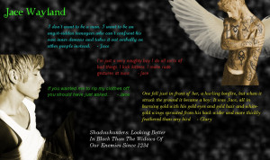 Displaying 14> Images For - Jace Wayland And Clary Fray Quotes...