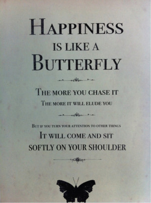 Tags: butterfly , Happiness