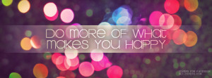 Happy Quotes Facebook Covers