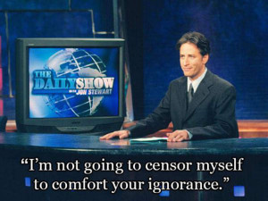Jon Stewart's Most Memorable Quotes of All Time (14 pics + 5 gifs ...