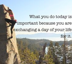 inspirational quote photo credit kate carr rock climber jackie lammert