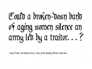 basic plot of the story can be described in this quote from the book