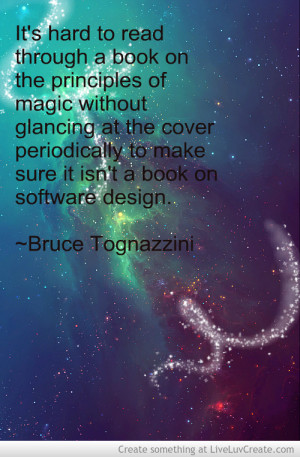 Quotes About Technology And Magic
