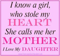 Mother Daughter Bond Quotes (34)