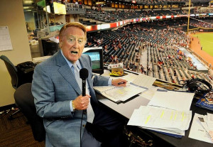 vin scully quote andre dawson has a bruised knee and is listed as day ...