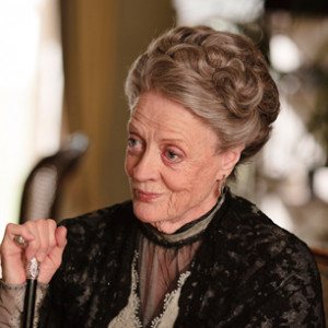 Maggie Smith, Downton Abbey, Dowager Countess