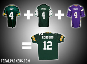Packers vs. Vikings Photo of the Week