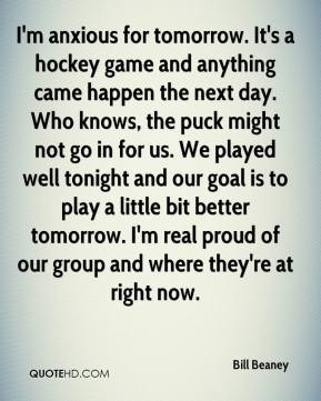 quotes about hockey and life