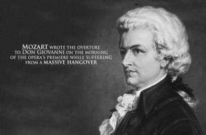 Mozart Quotes About Music Wolfgang Amadeus Mozart