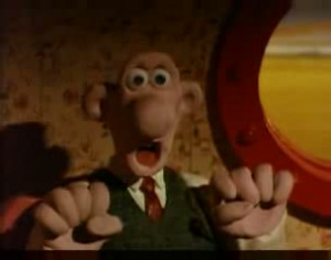 Wallace & Gromit in A Grand Day Out Quotes and Sound Clips