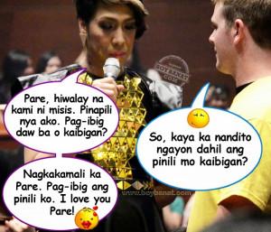 Vice Ganda Funny Tagalog Quotes and Jokes