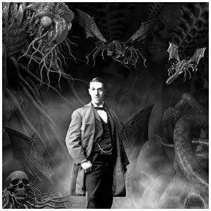 verdadeiro HP Lovecraft.