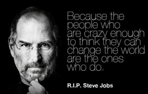 steve jobs motivation