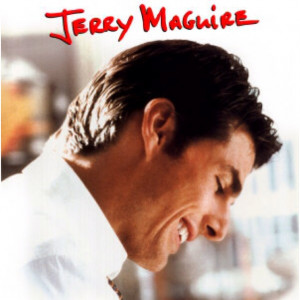 Jerry Maguire - best quotes ever. Love this movie!! And Cameron Crowe.