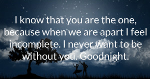 love you good night quotes
