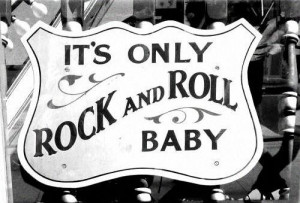 rock n roll quotes | quote, rock'n roll - inspiring picture on Favim ...