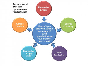 Environmental Business Opportunities Product Lines