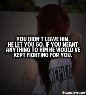 Let Him Go Quotes Tumblr Download this quote posted by: