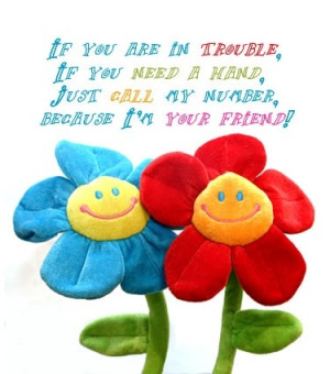 friend as you will about aemotional friendship sms funny ...
