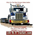 Trucker gear makes perfect gifts for truckers or truckers family ...