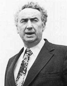 Phillip Burton Politician