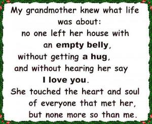 Rip Grandma Helen!!