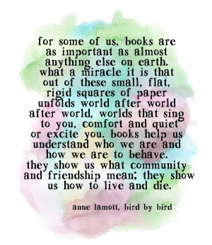 Anne Lamott Quotes And Sayings