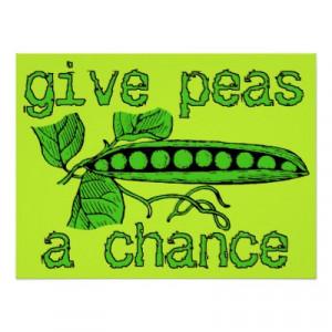 Funny Peas