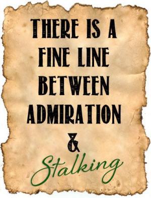 Stalker Quote
