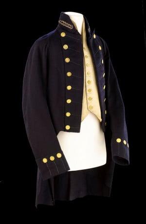 british royal navy uniform