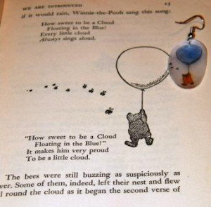 Winnie The Pooh Quotes Looks Like Rain