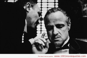 ... is a list of the 25 most well-known movie quotes in American cinema
