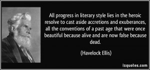 More Havelock Ellis Quotes