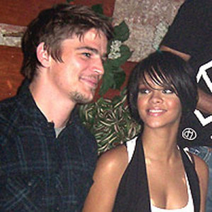 Title: rihanna and josh hartnett photo